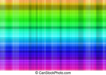 Abstract Color Spectrum Background Wallpaper
