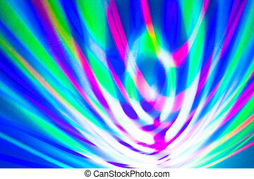 abstract colored lines light background