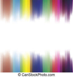 abstract colored stripes