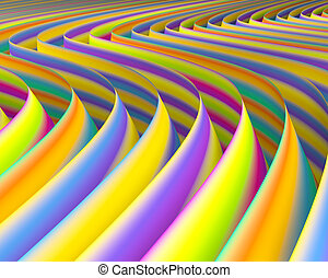 Abstract colorful background. Colorful creative wallpaper
