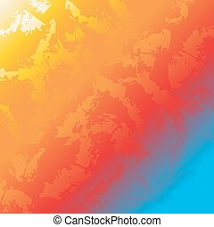 Abstract colorful background Rainbow