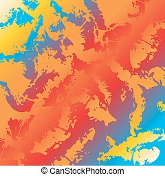 Abstract colorful background Rainbow colors