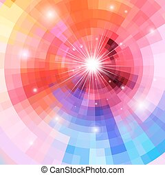 Abstract colorful background san - bright multicolored...