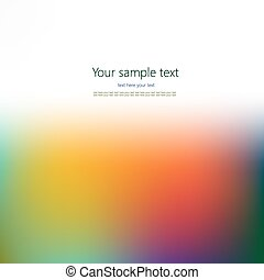 ?????? - Abstract colorful background with place for your...