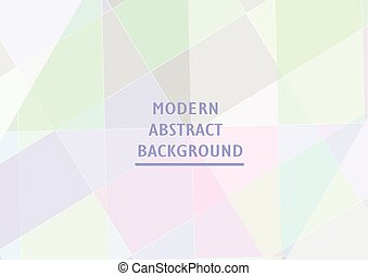 Abstract colorful background with text space.