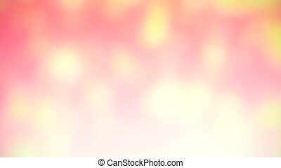 Abstract colorful blurred background with red and pink...