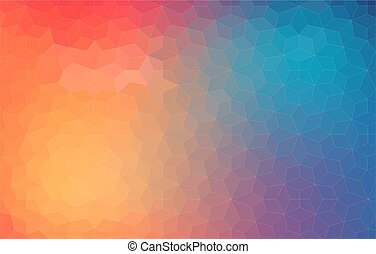 Abstract colorful blurred vector backgrounds for your design