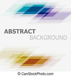 Abstract colorful business straight line background