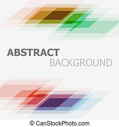 Abstract colorful business straight lines background