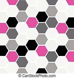 Abstract colorful geometric background, vector illustration.