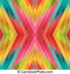 Colorful Geometric Pattern