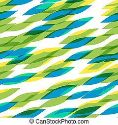 Abstract colorful geometric vector seamless pattern