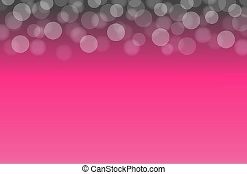 Abstract colorful gradient bokeh background