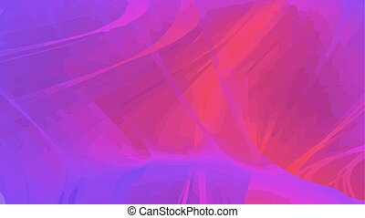 Abstract colorful liquid neon colors background. Futuristic trendy dynamic backdrop