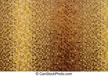 Abstract colorful mosaic tile pattern, Multicolor tiled texture background.