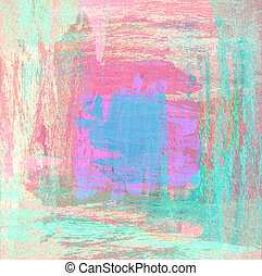 abstract colorful painted background
