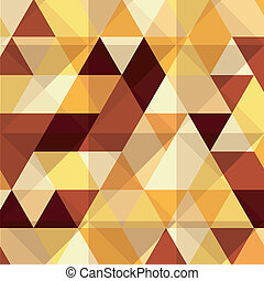 Abstract Colorful Polygon Background