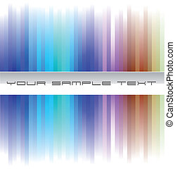 Rainbow Business Card for Flyers