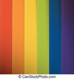 Abstract colorful rainbow stripes background. Design background element