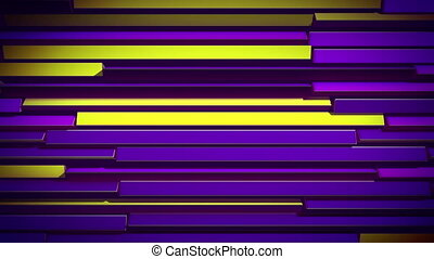 """Abstract Colorful Rotating Shutter "" - ""An exciting 3d..."