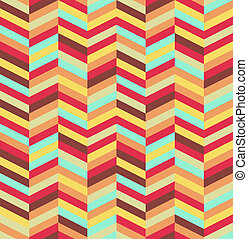 Abstract colorful seamless pattern background. EPS10 file. -...