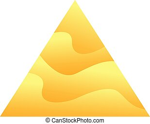 Abstract Colorful Triangle illustration