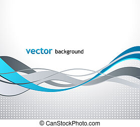 Abstract colorful vector background