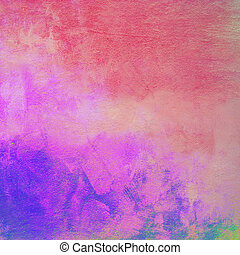 Abstract colorful vintage background