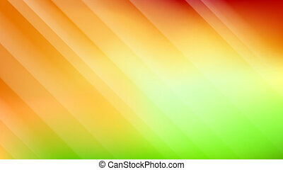 Abstract colorful yellow and green vector background.