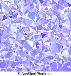Abstract colorfull triangular pattern Polygonal gradient background
