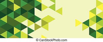 abstract colourful triangle backgro