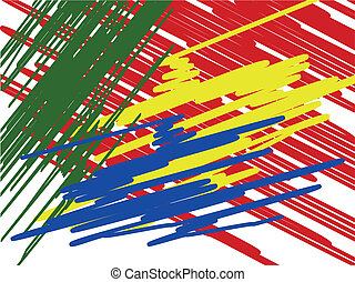 Abstract colourfull background.