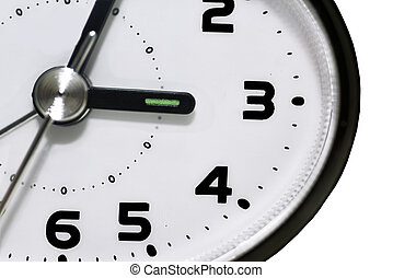 Abstract composition of time.