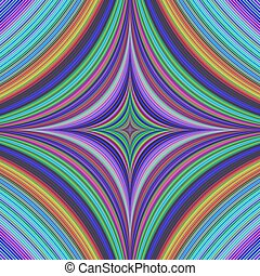 Abstract computer generated background design - digital art...