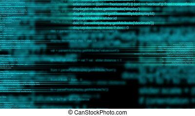 Abstract computer programming code