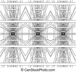 Abstract Constructions Of The Trellis Vector