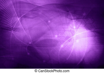 abstract Cool waves - abstract galaxy - perfect background...