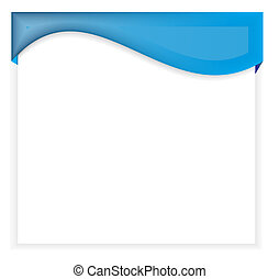 header background - abstract corner header background with...