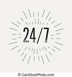 Abstract Creative concept design layout with text. For web ...