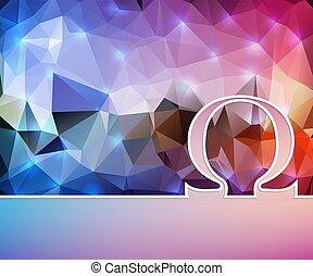 Abstract creative concept line draw background for web,...