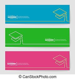Abstract creative concept vector background for Web and...