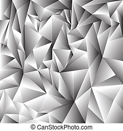 crystal background - abstract crystal background