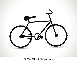 abstract cycle icon