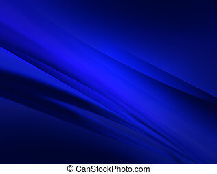 Abstract dark blue background for modern products