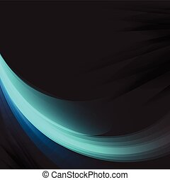 abstract dark blue line background