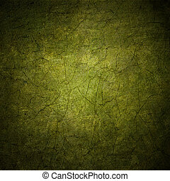 Abstract dark green colorful background or paper with grunge texture