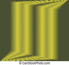 Abstract dark green stripe backgrou