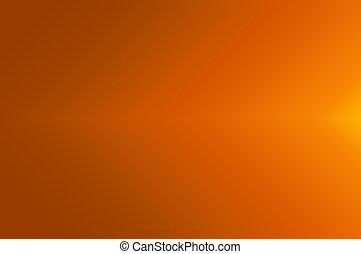 abstract dark orange background