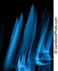 abstract dark vector background, blur, gradient