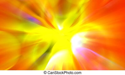 Abstract dazzle color light, HD